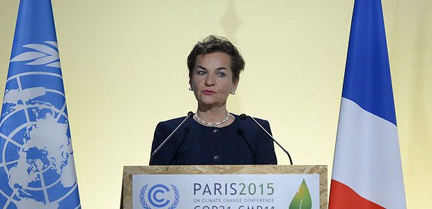 Síntesis del webinario con Chrisitiana Figueres: Alcances del Acuerdo de París y oportunidades para América Latina
