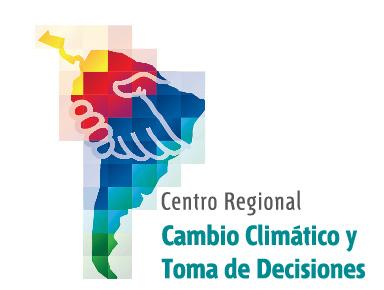 Blog del Centro Regional de Cambio Climático y Toma de Decisiones