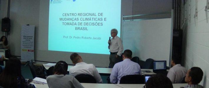 Workshop Toma de Decisiones en relación al cambio climático, riesgo y gestión: vulnerabilidad hídrica.